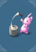Mochi Pounding Rabbit