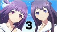 Valkyrie Drive -Bhikkhuni- (Walkthrough 攻略 part 3) Drive 02 - A Branch