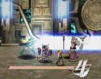 Freya Thunder Sword