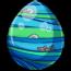 Ocean Treasure Unicorn Egg