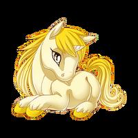 Sunlight Unicorn Baby