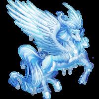 Ice Warrior Pegasus