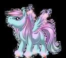 Pastel Clouds Pegasus