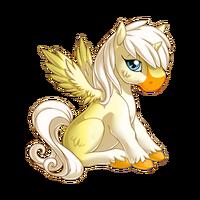 Lucky Duck Alicorn Baby