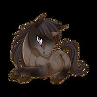 Steel Unicorn Baby