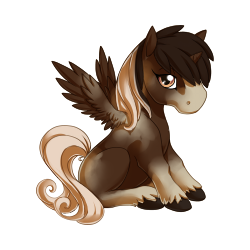 File:Bay Pinto Alicorn Baby.png