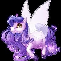 Lilac Spring Fairy