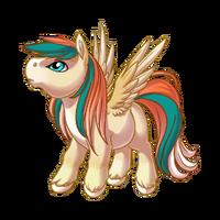 Tropical Pegasus Baby