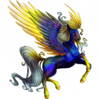 Galaxy Dust Pegasus
