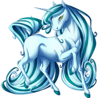 Sparkling Ice Unicorn V2