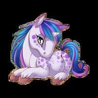 Grape Fizz Unicorn Baby