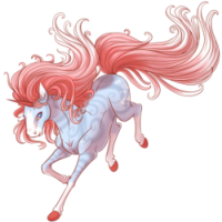 Candy Swirl Unicorn