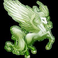 Ghost of a Rose Pegasus