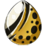 Cheetah Unicorn Egg