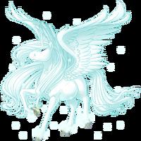 Blizzard Alicorn