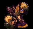 All Hallows' Eve Alicorn