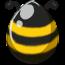 Bumblebee Unicorn Egg
