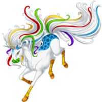 Birthday Cheer 2014 Unicorn