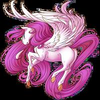 Heartbeat Pegasus V2 White