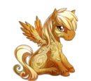 Apple Pie Alicorn