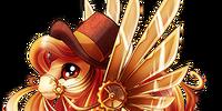Metal Elegance Spring Fairy