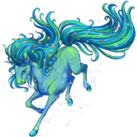 Ocean Treasure Unicorn