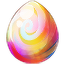 Prismatic Splash Unicorn Egg