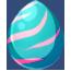 Taffy Unicorn Egg