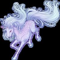Ice Spirit Unicorn