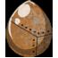 Rusty Cyborg Unicorn Egg