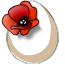 Poppy Alicorn Egg