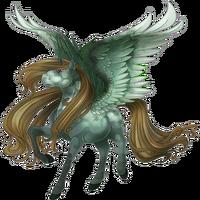 Dappled Light Alicorn
