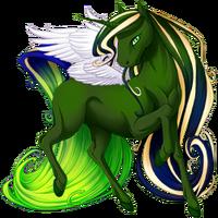 Bough Ethercorn Winged