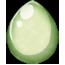 Caramel Apple Unicorn Egg