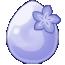 Periwinkle Unicorn Egg