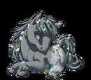 Statuesque Unicorn