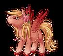 Rosy Dawn Pegasus