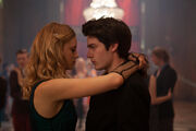 LISSA AND cHRISTIAN AT DANCE