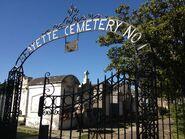 Lafayette Cemetery No 1