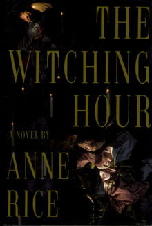 The Witching Hour Mayfair -1 cover