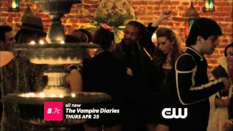 Vampire Diaries 4x20 - The Originals Exclusive Clip