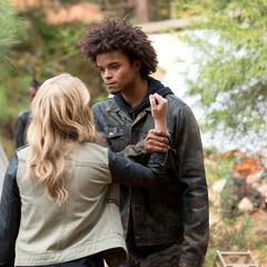 Diego confronts Rebekah