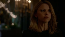 Freya confront Vincent davina
