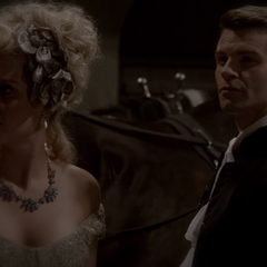 Elijah enters Rebekah's mind