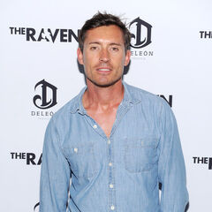 Casper Zafer at The Raven screening