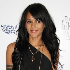 persia white saul williams