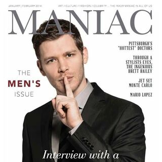 Maniac — Jan 2014, United States, Joseph Morgan