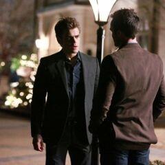 Stefan and a random.