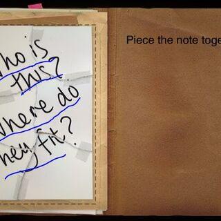 complete puzzle (letter)