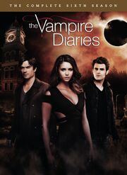 TVD S6 DVD Cover